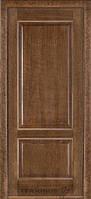 Межкомнатные двери Модель 04 ПГ/ПО Дуб браун