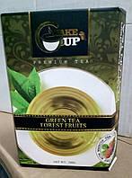 Чай зеленый GP1 Лесные Ягоды Wake Cup 100 гр
