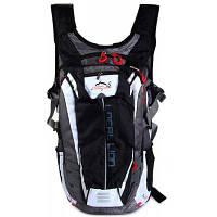 Местные Лев 18l водонепроницаемый Велоспорт рюкзак Чёрный