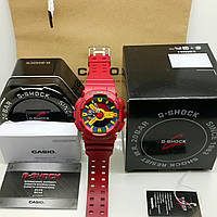 Часы CASIO G-SHOCK GA-110 Red AAA
