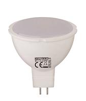Led лампа 8W MR16 630Lm 6400K GU5,3 , фото 1