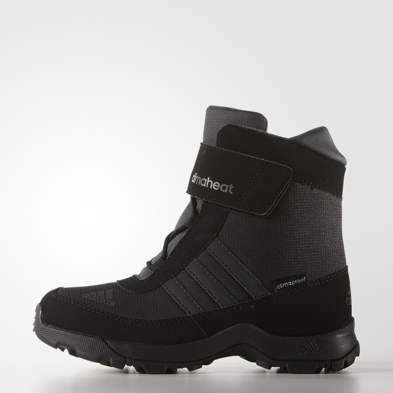 Ботинки детские Adidas Adisnow черные B33214 - Popsport.com.ua ‒  интернет-магазин ad9c0375456