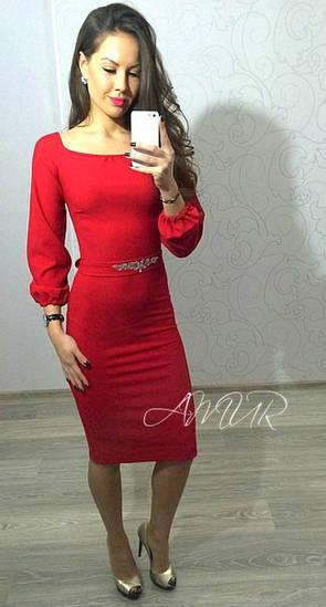 Женское платье №62-077