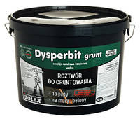 Бітумно-каучукова мастика DYSPERBIT GRUNT 10 кг