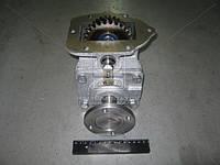 Коробка отбора мощности (под карданчик)(шестер. двойная) ГАЗ 53,3307 (спецтехника) (Производство Россия)
