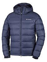 Куртка пуховая мужская Columbia Quantum VoyageT Hooded Jacket