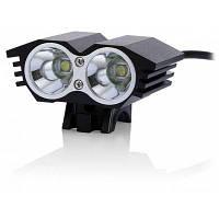 КРИ XM-Л2 LED лампы сплав 3600lm Чёрный