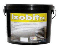 Бітумно-каучукова мастика IZOBIT DK 10 кг
