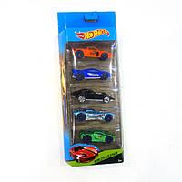 Подарочный набор 5 машинок Hot Wheels 2999-5