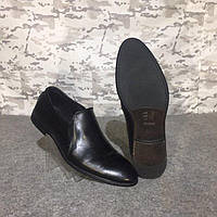 Туфли мужские кожаные офицерские