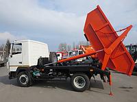 Cмиттєвоз на базі МАЗ-4371N2