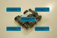 Направляющие суппорта Ланос  ремонт +0,5 к-т 4шт FSO Chevrolet Lanos (93740249)