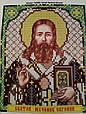 Набор для вышивки бисером ArtWork икона Святой Мученик Евгений VIA 5087, фото 2