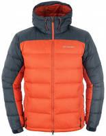 Куртка пуховая мужская Columbia Quantum Voyage Hooded Jacket