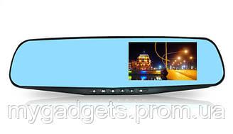 Зеркало-видеорегистратор DVR 138W (1 камера)