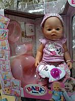 Кукла-пупс Baby Born, Оригинал, 10 функций. 8006-13-2