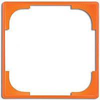 Декоративная вставка - оранжевый, Basic55