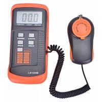 Цифровой люксметр LX1330B Черный и оранжевый
