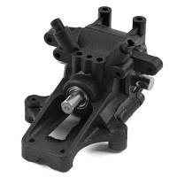 Дополнительные запасные ФГ-QBX01 передний Редуктор Коробка монтажная арматура для Feiyue FY01 FY02 FY03 RC автомобиль Чёрный