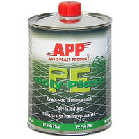 Смола для ламинирования APP (полиэфирная смола) с отв.