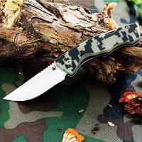 Sanrenmu 7095 ГГК-с GX-Т4 складной нож с Открывалкой и ремень для резки камуфляжный цвет