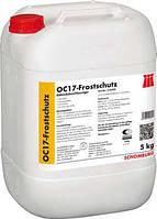Жидкая противоморозная добавка OC17-Frostschutz, канистра 5 кг