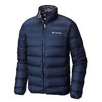 Куртка пуховая мужская Columbia Cascade Peak Down Jacket