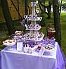 Свадебный Candy Bar Кенди бар ЛАВАНДА, фото 2