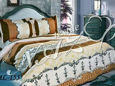 Постільна білизна Бязь Gold, Lux Двоспальне