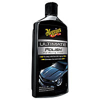 Meguiar's G19216 Автомобильная полироль, черная - G192 Ultimate Polish Pre-Waxing Glaze (473 мл.)