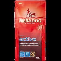 Корм Мера Дог Актив Mera Dog Active для собак с повышенной активностью 12,5 кг