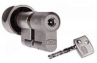 Dom Diamant 94мм 37x57 ключ-тумблер никель (Германия)