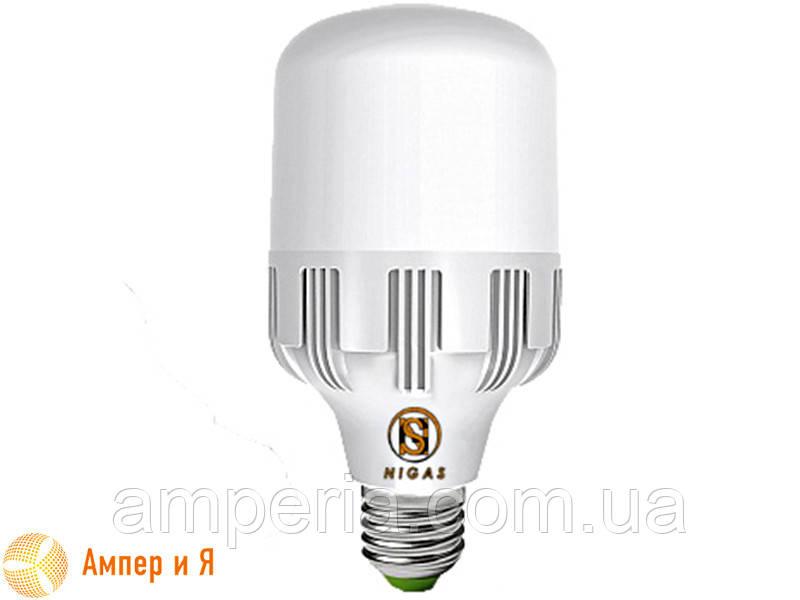 Лампа высокомощная BL80 40W E27 6500K 3600lm NIGAS