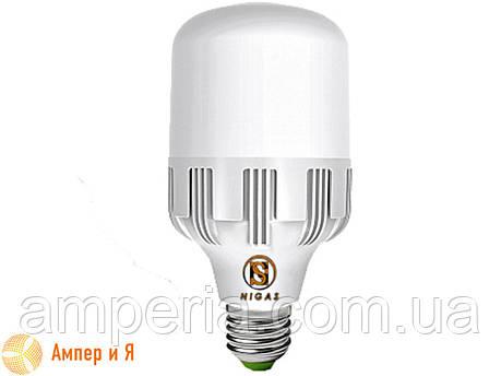 Лампа высокомощная BL80 40W E27 6500K 3600lm NIGAS, фото 2