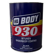 Антикоррозийная мастика BODY 930