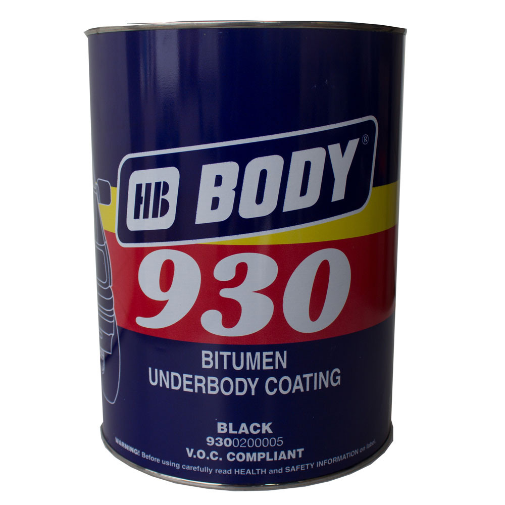 Мастика body 910 5, 0 мастика каучуковая бс 28к