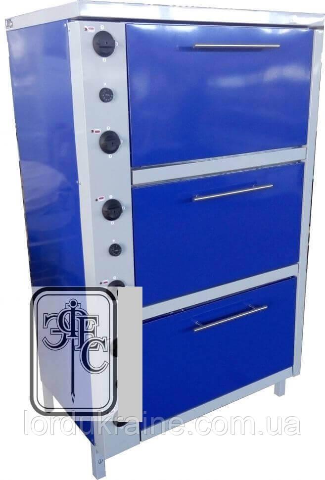 Шкаф жарочный электрический ШЖЭ-3-GN1/1 (Стандарт)