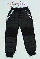 Спортивные теплые  брюки  для мальчика