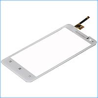 Тачскрин (сенсор) для Lenovo P770, белый