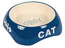 Миска керамическая 0,2 л 13 см Trixie для собак и кошек, фото 3