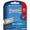 Лезвия Wilkinson Sword (Schick) Quattro упаковка 6 штук
