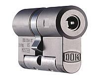 Dom Diamant 124мм 52x72 ключ-ключ никель (Германия)