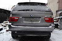 Бампер задний, задній BMW X5 е53 БМВ Х5 2000-2006гв