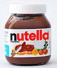 Шоколадное масло Nutella 600 г