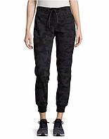 Черные камуфляжные спортивные штаны Calvin Klein