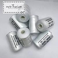 Нитки швейные 40/20 100 ярдов, белого цвет № N-1000-101