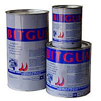 Антикоррозийная мастика Bitgum (Битгум) 3л (2,4кг)