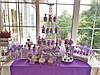 Свадебный кенди бар в Лавандовых тонах, фото 2