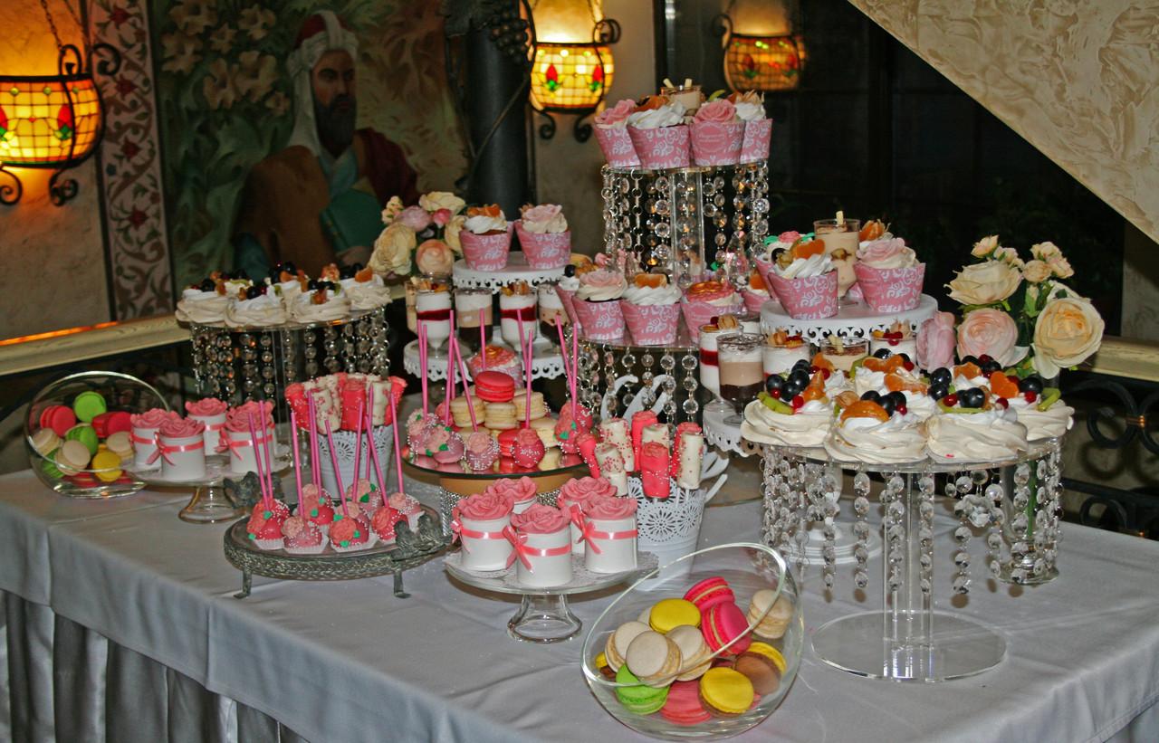 Свадебный Candy Bar Кенди бар