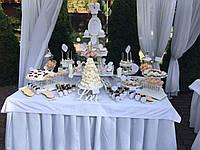 Свадебный Кенди бар Candy Bar Нежность
